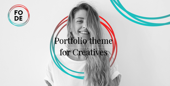 Image of Fode - Portfolio Theme for Creatives