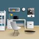 Teen Boy Room Realistic