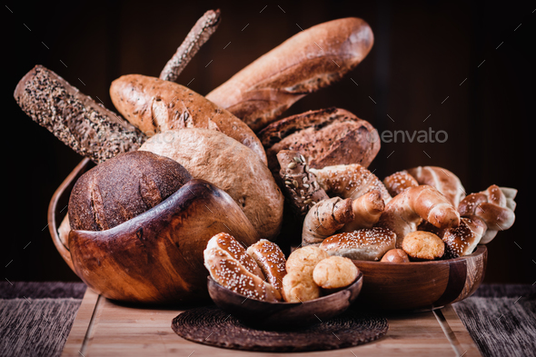 Bakery Products - Stock Photo - Images