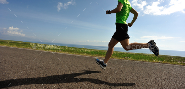 Running  - Stock Photo - Images