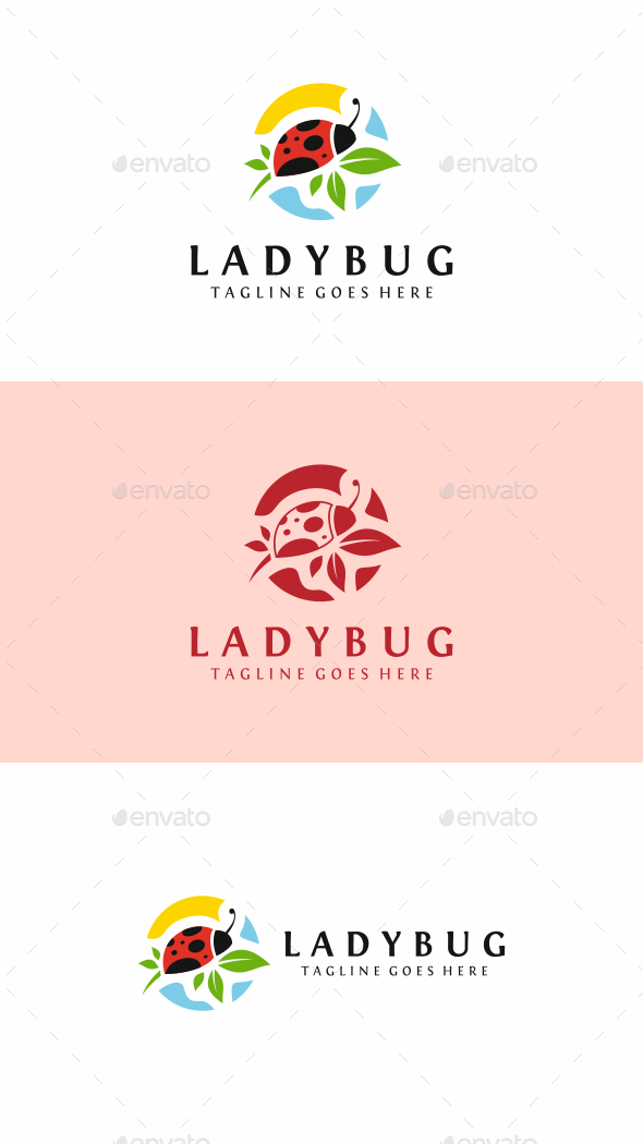 Bug - Animals Logo Templates