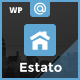 Estato - WordPress Theme for Real Estate and Developers - ThemeForest Item for Sale