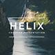 Helix Creative Google Slide Template - GraphicRiver Item for Sale