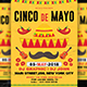 Cinco de Mayo Flyer/Poster