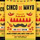 Cinco de Mayo Flyer/Poster