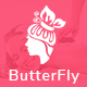 ButterFly : Spa, Beauty Salon & Massage Template
