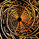 Gold Spiral Loop Background - VideoHive Item for Sale