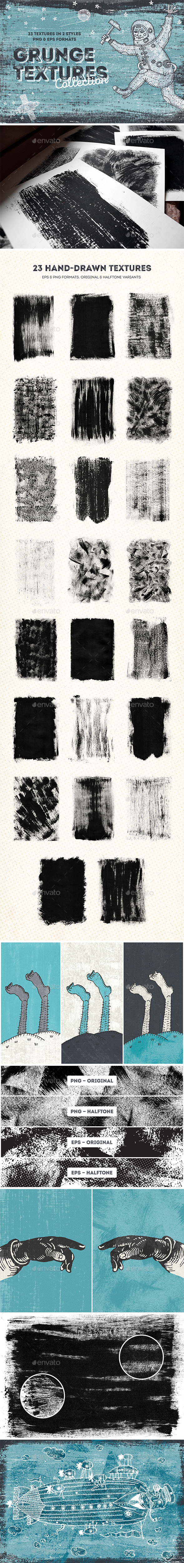 Blackview Retro Textures Collection - Art Textures