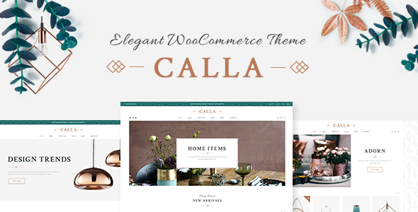 Image of Calla - An Elegant WooCommerce Theme Tailored for Online Shops