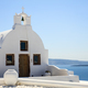 White church in Santorini Greece - PhotoDune Item for Sale