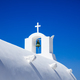White church in Santorini Greece - PhotoDune Item for Sale