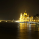 Hungarian Parliament in Budapest at night - PhotoDune Item for Sale