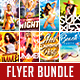 Summer Flyer Bundle 10 in 1 - GraphicRiver Item for Sale