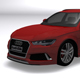 Audi-Rs6 - 3DOcean Item for Sale