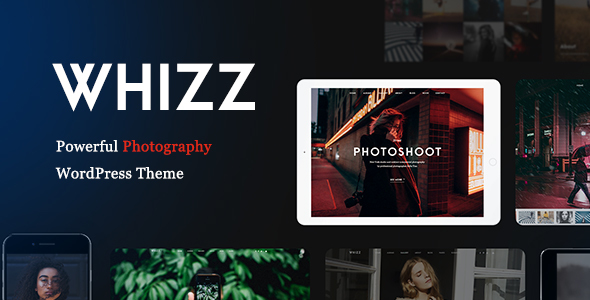 Whizz | Photography WordPress for Photography 17