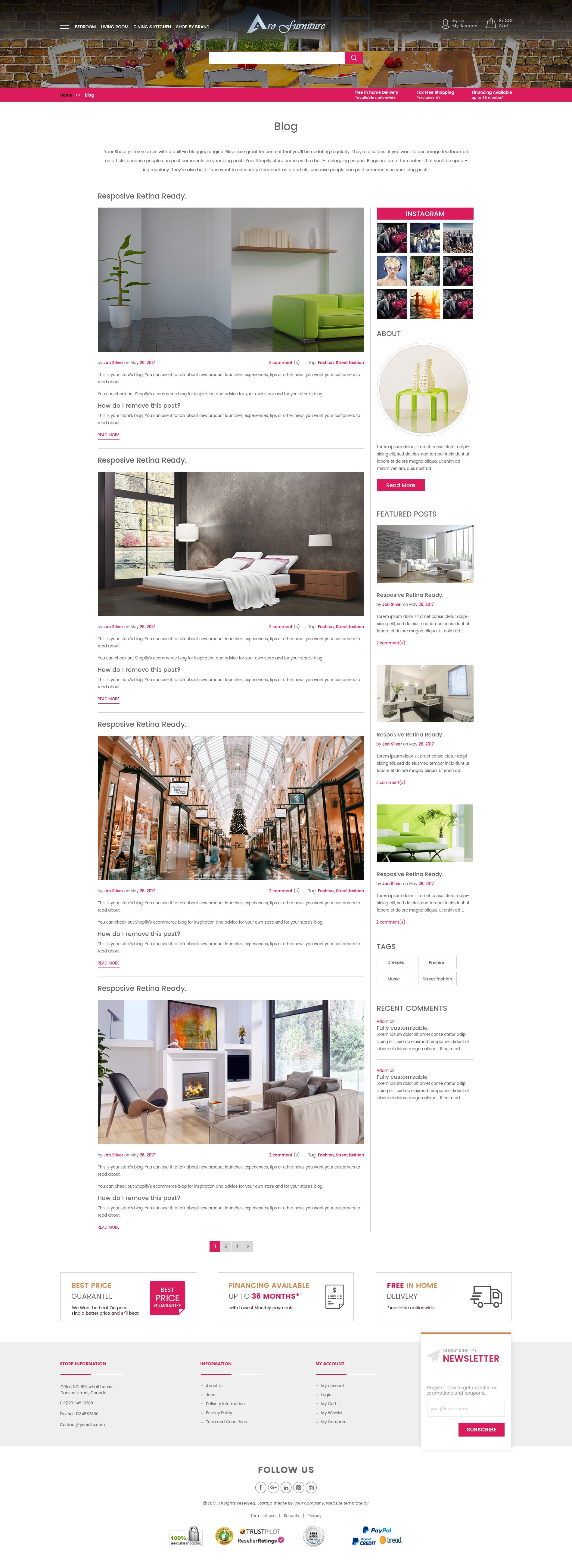 ... Screensort/07 Furniture Blog ...