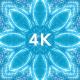 Blue Lights Led Background 4K - VideoHive Item for Sale