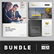 Brochure / Lookbook Bundle - GraphicRiver Item for Sale