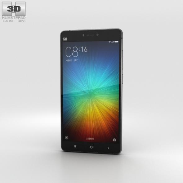 Xiaomi Mi 4s Black
