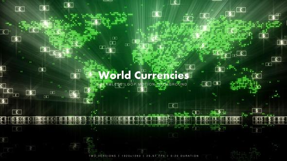 World Currencies 11629802