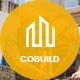 Cobuild - Construction Landing Page PSD Template