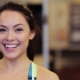 Portrait of Happy Smiling Young Woman at Gym 17 - VideoHive Item for Sale