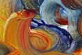 Run colors - brush strokes - PhotoDune Item for Sale