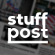 StuffPost - Professional News & Magazine WordPress Theme