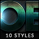 10 Text Effects Vol. 23 - GraphicRiver Item for Sale