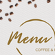 Coffee House Menu - GraphicRiver Item for Sale