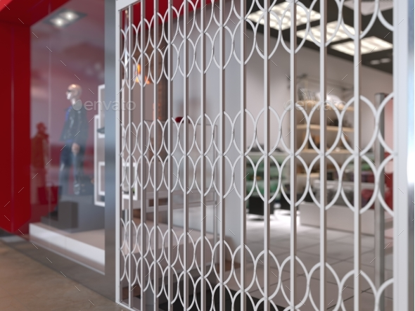 Concept 3d Illustration, Interior Design of a - Architecture 3D Renders