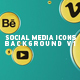 Social Media Icons Background V1 - VideoHive Item for Sale