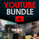 YouTube Bundle - 20 Creative MultiPurpose YouTube Banners - GraphicRiver Item for Sale