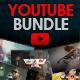 YouTube Bundle - 20 Creative MultiPurpose YouTube Banners