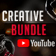 YouTube Bunble - 20 Creative YouTube Art Banners - GraphicRiver Item for Sale