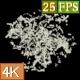 Milk Splash Center D 4K - VideoHive Item for Sale