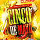 Flyer Cinco de Mayo - GraphicRiver Item for Sale