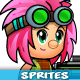 2D Game Character Sprites 303