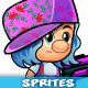 2D Game Character Sprites 302