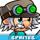 2D Game Character Sprites 300