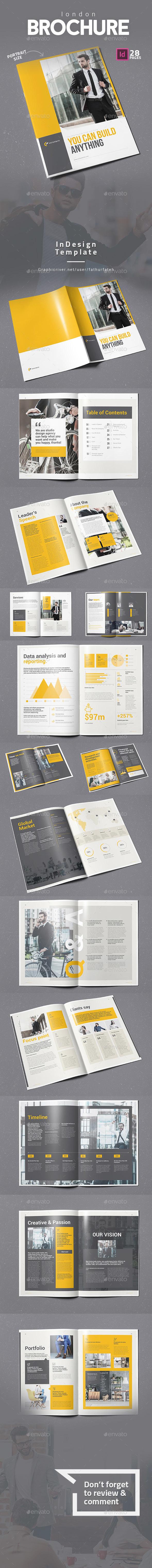 London Brochure - Corporate Brochures