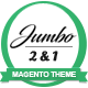 Jumbo Ultimate Responsive Magento Theme - ThemeForest Item for Sale