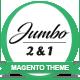 Jumbo Ultimate Responsive Magento Theme