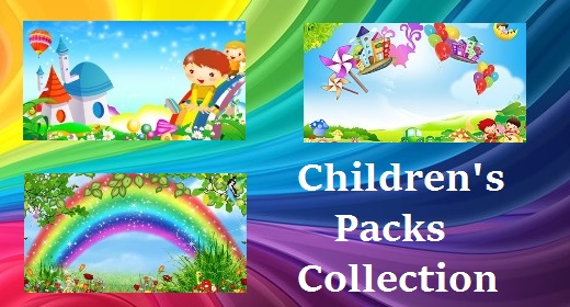 Children Packs Collection