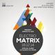 Matrix Sounds Flyer - GraphicRiver Item for Sale