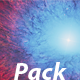 Beautiful Colorful Space Nebula Pack - VideoHive Item for Sale