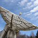 Radio telescope focus to the sky - PhotoDune Item for Sale