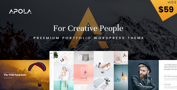 Image of Apola - Photography Portfolio WordPress Theme
