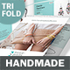 Handmade Shop Trifold Brochure - GraphicRiver Item for Sale