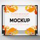 Flyer Stand Mockup - GraphicRiver Item for Sale